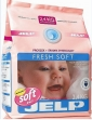Jelp Fresh Soft 2w1 proszek do prania , 2400 g