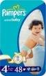 Pampers Active Baby pieluchy 4 Maxi Plus 9-16kg