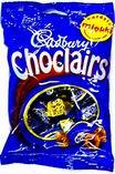 Cadbury choclairs cukierki czekoladowe , 100 g