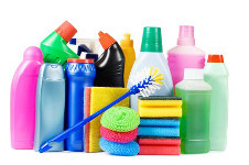 chemicals , cleaning agents