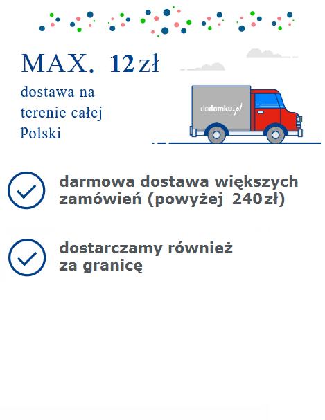 Informacje o darmowej dostawie