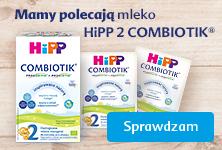 Mleko HiPP Combiotik