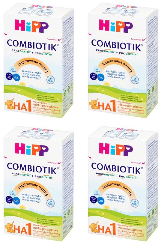 Mleko początkowe HiPP 1 HA COMBIOTIK