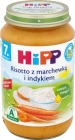 HiPP Risotto with carrots and turkey BIO