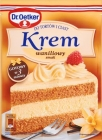 Dr. Oetker Cream cakes powdered vanilla