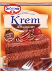 Dr. Oetker Cream cakes powdered chocolate
