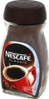 clásico frasco de café instantáneo