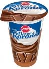 Zott deser z Koroną  czekoladowy