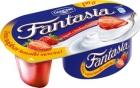 fantasia yaourt aux fruits 122g de fraises