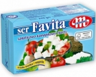 FAVITA feta type cheese of cow's milk blue - 18 % fat