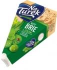 Brie-Käse mit Kräutern