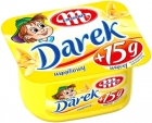 Гомогенизированный ванильный сыр Mlekovita Darek