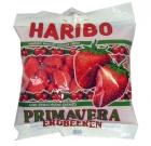 Haricots Primavera fraise gelée