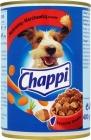 - Fleischstücke in Soße für Hunde - Box von Rindfleisch und Karotten -Sauce