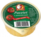 Wielkopolska paté de pollo con tomates
