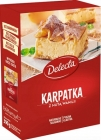 cake powdered Karpatka