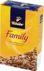 family of ground coffee