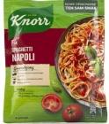 fijar salsa en polvo Spaghetti Napoli