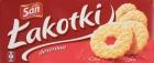 San Łakotki ciastka deserowe