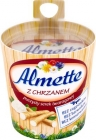 , Almette creamy cheese with horseradish