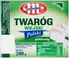 Творог польский деревенский Млековита полужирный