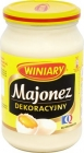 mayonnaise décoratif
