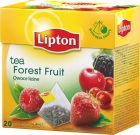 black tea flavored forest fruits