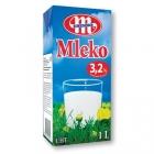 leche UHT 1l 3,2 % de grasa