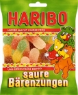 Jelly beans Sour langues 100g