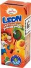 ( Hortex ) пить для детей в картонной коробке с соломой яблоки , персики , апельсины