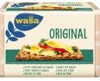 crispbread with a predominance of whole-wheat flour Original