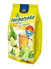herbatynka fruit granulated soluble green with the taste of lime