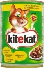 - Stücke von Lebensmitteln in Soße, für Katzen - können von Hühner