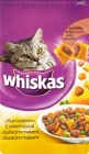 adult - dry food for adult cats - a bag of chicken, vegetables and meat patties