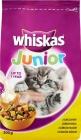 La nourriture sèche pour chats âgés de 1 à 12 mois - - junior un sac de poulet et de la viande galettes