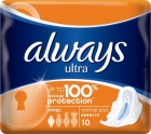 ultra sanitary dri plus 4 drops , Normal Plus - 10