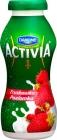 activia yogurt drink strawberry + strawberry