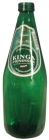 King Pienińska natural mineral water Still , in a glass bottle , 700ml
