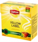 yellow label black tea leaf