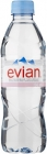 Evian mineral water, still water