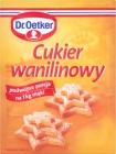 Доктор Oetker ванильный сахар