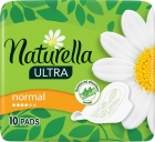 ultra, 4 drops - normal , sanitary scent of chamomile 10 pieces