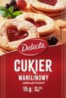 Delecta cukier waniliowy