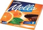 Мелла желе в шоколаде оранжевый