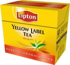 yellow label black tea granulated
