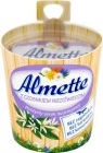 , Almette creamy cheese from broad-leaved garlic