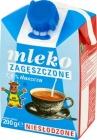 la leche condensada azucarada 7,5 %