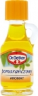 Dr. Oetker orange flavor to cakes