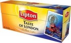 goût de London Tea 25 sachets de thé