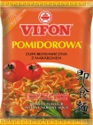 instant soup powdered tomato pasta